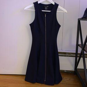 AQUA Fit n Flare Dress
